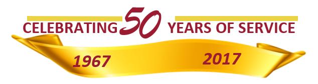 CAA 50 Years