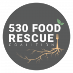 Logo of 530 Food Rescue Coalition